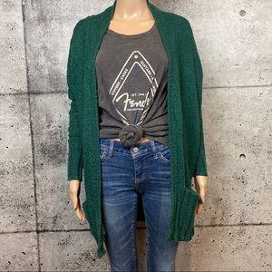 Aritzia // Talula // Textured Knit Lenox Cardigan
